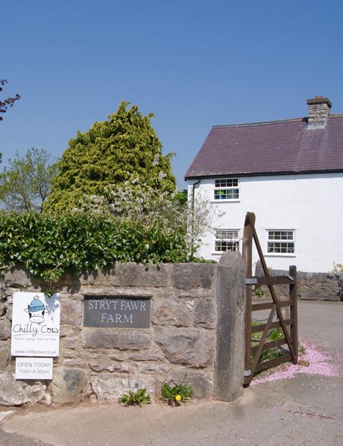 Stryt Fawr Farm